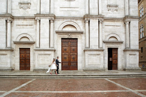 Fotografo per matrimonio Pienza